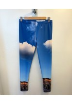 Madrid Major Leggins