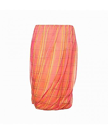 Falda pantalón fluída