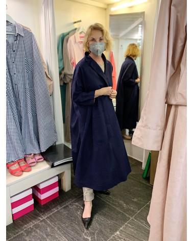 oversize overall dress